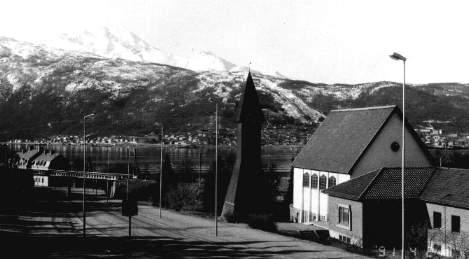 Kostol za polárnym kruhom